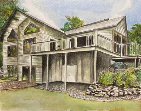 Family Cabin: Red Cedar Lake, Birchwood, WI