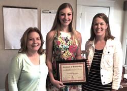 2015 Scholarship Winner