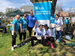 Women's Build Day 2018