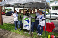 Habitat Women's Build Day