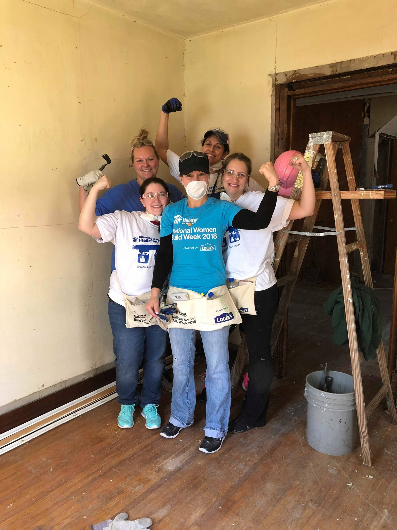 Women's Build Day