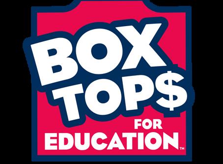 Box Tops: Happy Thursday!