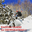 Kagura Games for Snowskates! 開催します。