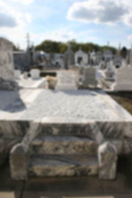 New Orleans Cemetery restoration