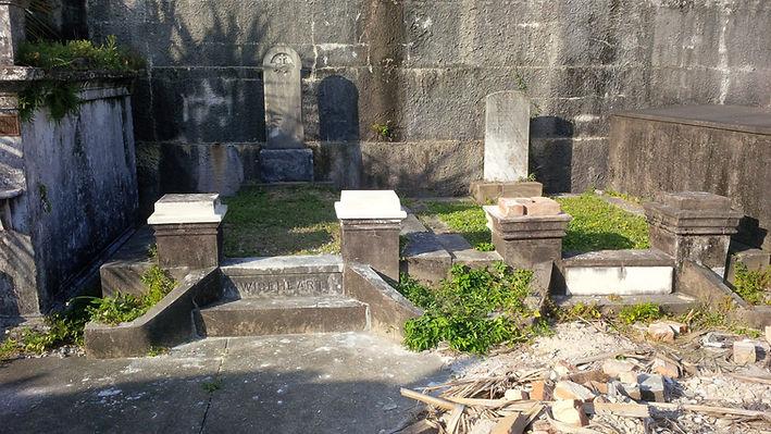 New Orleans Cemetery Repair Grave Tomb Restoration