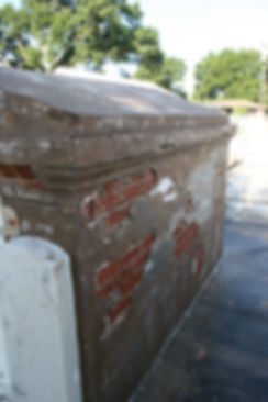 New Orleans cemetery repair grave tomb restoration
