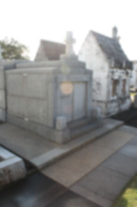New Orleans cemetery repair tomb restoration repair cleaning painting