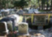 New Orleans LA cemetery repair