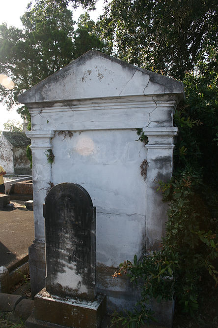 new orleans cemetery painting cleaning repairs tomb restoration service