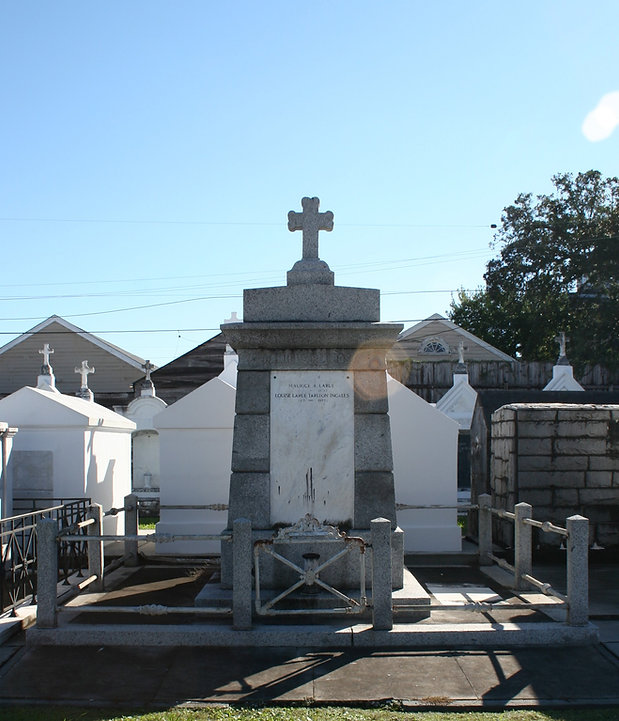 New Orleans cemetery restoration tomb restoration tomb repair cemetery cleaning painting repair