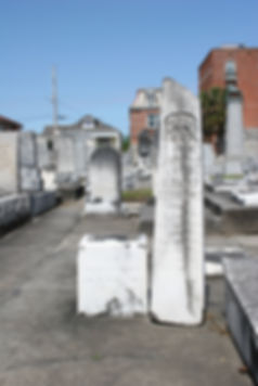 New Orleans cemetery restoration repair