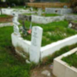 New Orleans tomb restoration, cemetery repair, tomb repair, cleaning painting