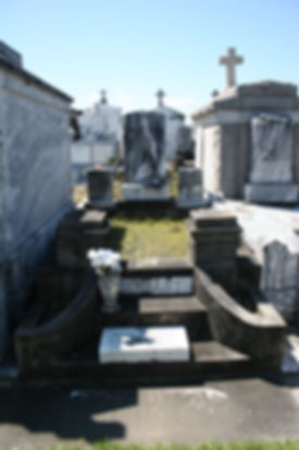 New Orleans cemetery restoration, tomb repair, tomb restoration, cemetery repair cleaning painting