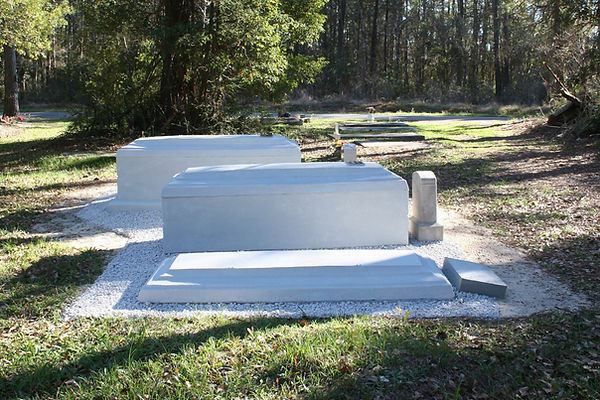 New Orleans tomb repair restoration cemetery
