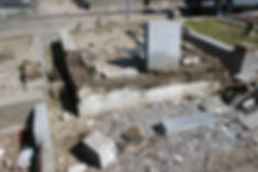New Orleans cemetery repair. tomb restoration, tomb repair grave cleaning painting services