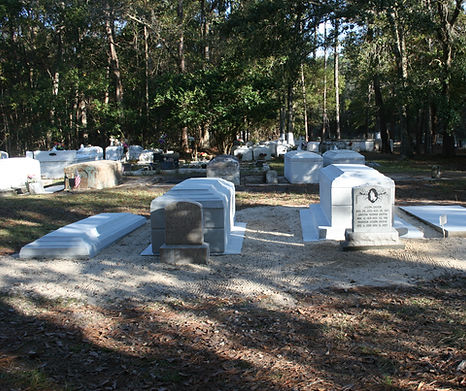 Louisiana cemetery repair