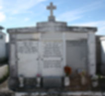 New Orleans tomb restoration cemetery repair tomb cleaning painting