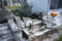 New Orleans cemetery restoration, cemetery repair, tomb repair, tomb restoration, grave cleaning painting