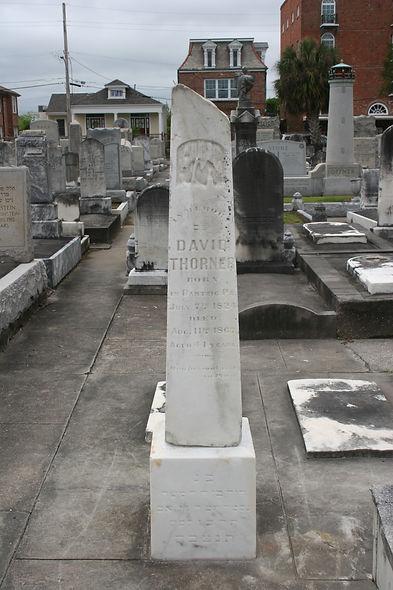 New Orleans tomb restoration