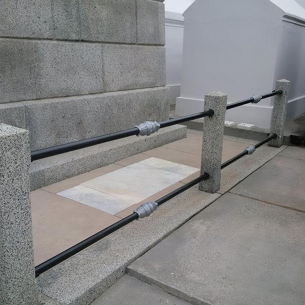 New Orleans tomb repair, tomb restoration, cemetery repair cleaning painting