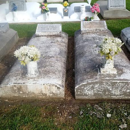 New Orleans cemetery repair, tomb restoration, cemetery restoration, tomb repair, grave cleaning painting renovation headstone repair