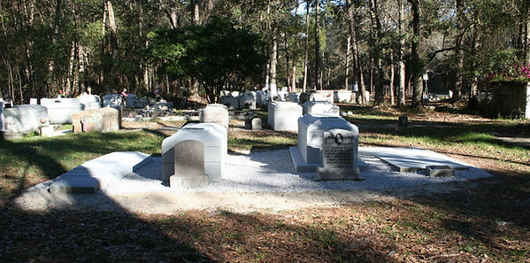 New Orleans cemetery repair