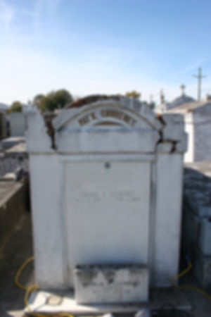 New Orleans LA cemetery cleaning repair restoration