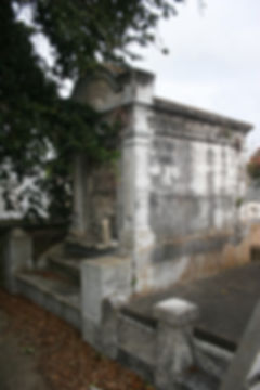 New Orleans Cemetery Repair Cleaning Painting Tomb Restoration