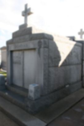 New Orleans cemetery repair tomb restoration cleaning painting renovation