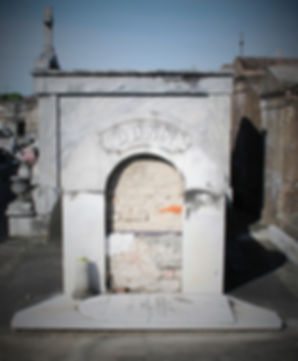 New Orleans cemetery restoration tomb repair