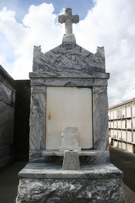 New Orleans Cemetery Repair Tomb Grave Restoration Cleaning Painting Service