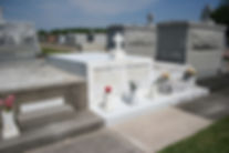 New Orleans cemetery restoration, tomb repair, tomb restoration, cemetery repair grave cleaning painting