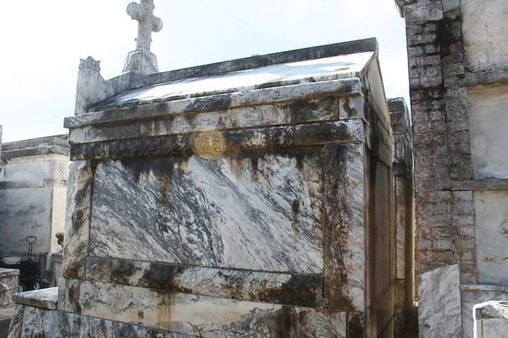 New Orleans Cemetery Repair Tomb Restoration