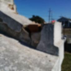 N.O. cemetery repairs