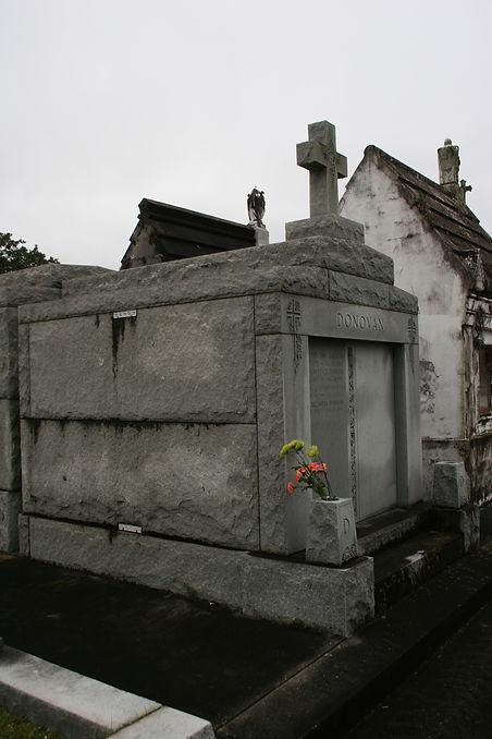 New Orleans cemetery repair tomb restoration cleaning painting headstone repair
