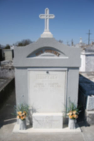 New Orleans cemetery work repair renovation painting cleaning