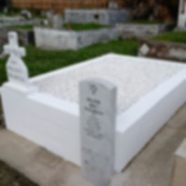 New Orleans tomb restoration, cemetery repair, tomb repair cleaning painting