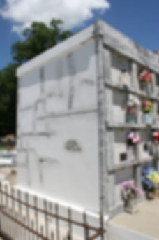 New Orleans Cemetery Repair Cleaning Painting Grave Tomb Restoration