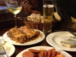 EATING MY WAY THROUGH MADRID… IT'S TAPAS Y'ALL.