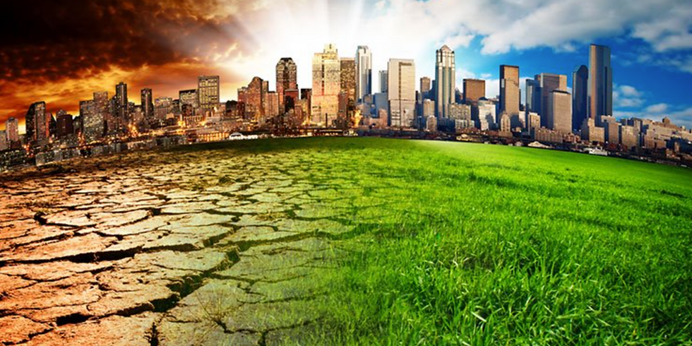 The Climate & Ecological Emergency