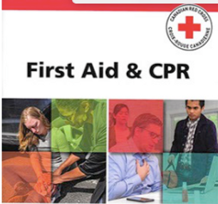 Canadian Red Cross First Aid & CPR