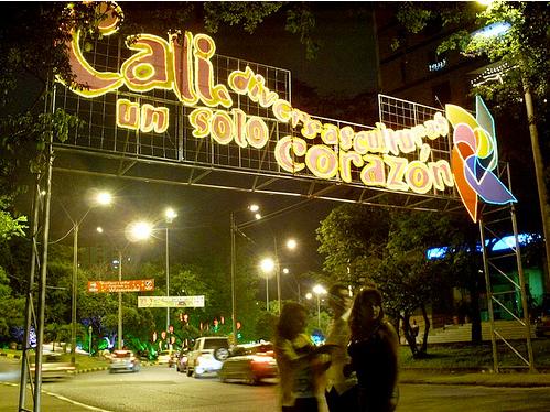 ALUMBRADO NAVIDEÑO CALI