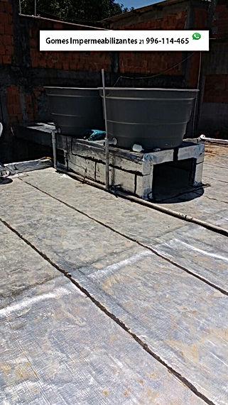 manta asfaltica aluminio