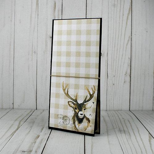 """Christmas Planner """"Deer"""""""