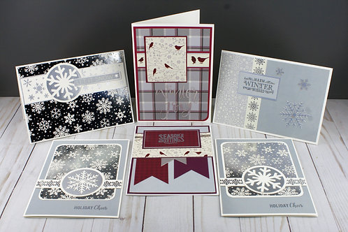 Christmas Cards w/envelopes