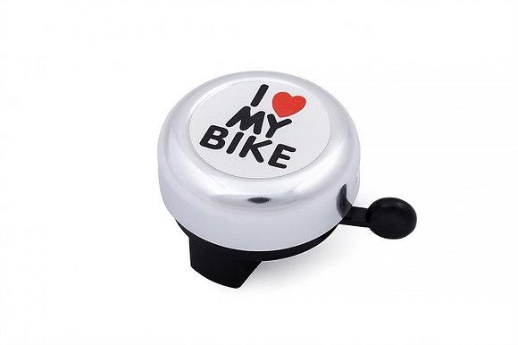 "Звонок ""I love my bike"""