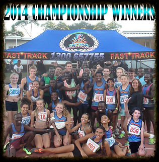 fast track athletics