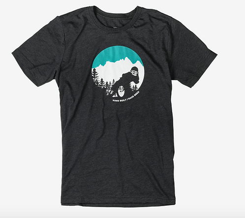 Camiseta YETI MTN SLIDING YETIMAN