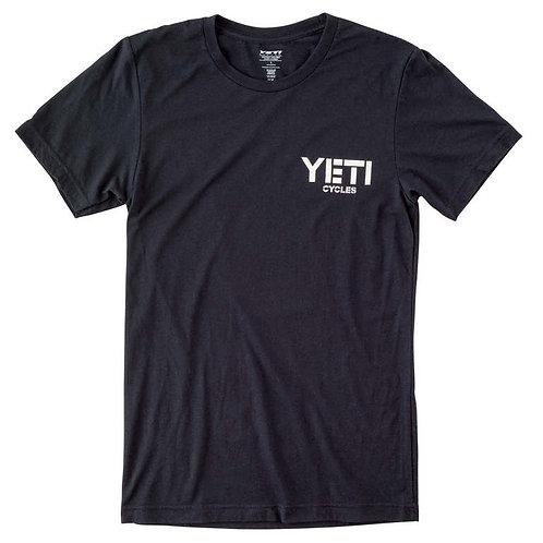 Camiseta YETI OLD SCHOOL YETIMAN | 2020