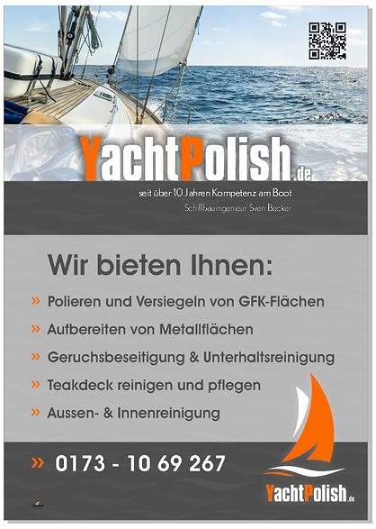 Leistungen Firma YachtPolish